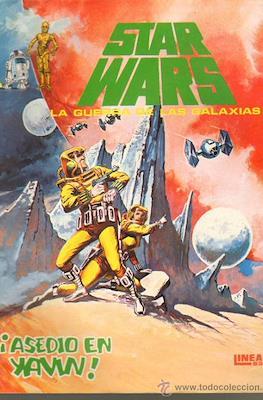 Star Wars. La Guerra de las Galaxias (Grapa) #4