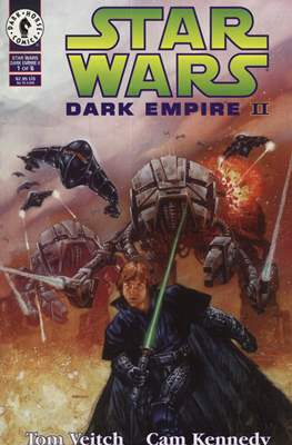 Star Wars: Dark Empire II (Comic Book) #1