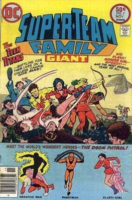 Super-Team Family #7