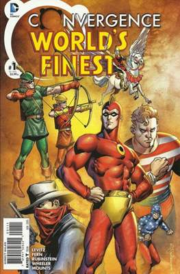 Convergence World's Finest (2015) (Saddle-stitched) #1