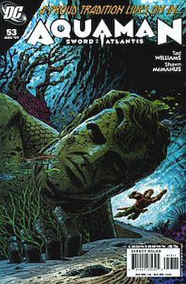 Aquaman Vol. 6 / Aquaman: Sword of Atlantis (2003-2007) (Saddle-stitched) #53
