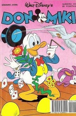 Don Miki (Rústica encolado 96-80 pp) #455
