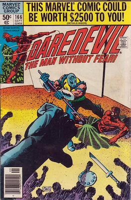 Daredevil Vol. 1 (1964-1998) (Comic Book) #166