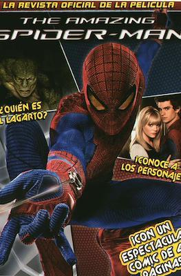 The Amazing Spider-Man. La revista oficial de la película