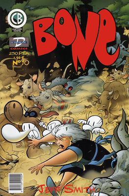 Bone (Grapa) #10