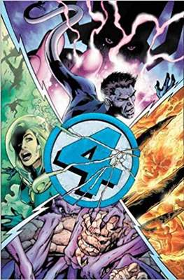 Fantastic Four by Jonathan Hickman: The Complete Collection (Softcover) #2