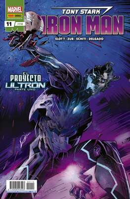 El Invencible Iron Man Vol. 2 (2011-) (Grapa - Rústica) #110/11