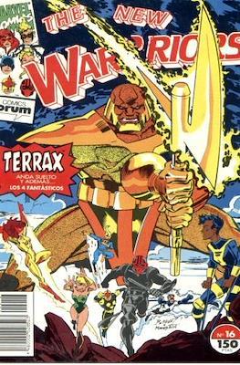 The New Warriors vol. 1 (1991-1995) (Grapa. 17x26. 24 páginas. Color. (1991-1995).) #16