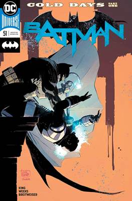 Batman Vol. 3 (2016-) (Comic Book) #51