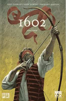 Marvel 1602 (Comic Book) #4