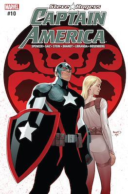 Captain America: Steve Rogers #10