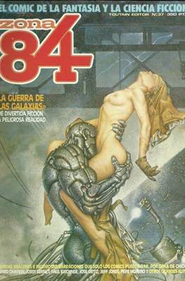 Zona 84 (Grapa) #37