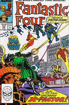 Fantastic Four Vol. 1 (1961-1996) (saddle-stitched) #312