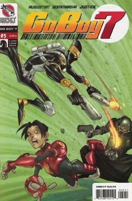 Go Boy 7 (Comic Book) #5