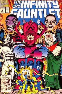 The Infinity Gauntlet (Comic Book) #5