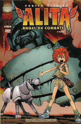 Alita, ángel de combate. 5ª parte #9