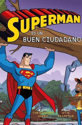Superman es un buen ciudadano