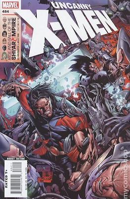 The Uncanny X-Men (1963-2011) (Comic-Book) #484