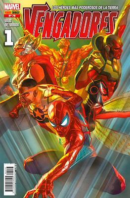 Los Vengadores Vol. 4 (2011-) (Grapa) #78