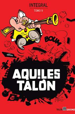Aquiles Talón (Integral Cartoné, 144 pgs color) #9