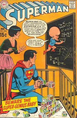 Superman Vol. 1 / Adventures of Superman Vol. 1 (1939-2011) (Comic Book) #224