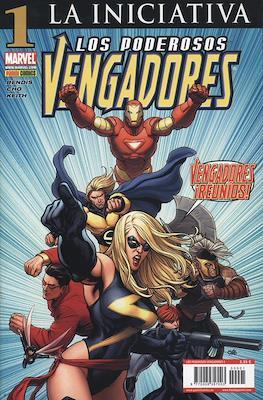Los Poderosos Vengadores (2008-2011) #1