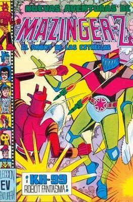 Nuevas aventuras de Mazinger-Z, el robot de las estrellas (Grapa) #17