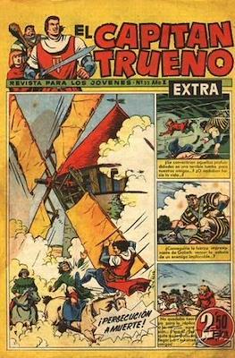 El Capitán Trueno Extra (Grapa, 40 páginas (1960-1968)) #32