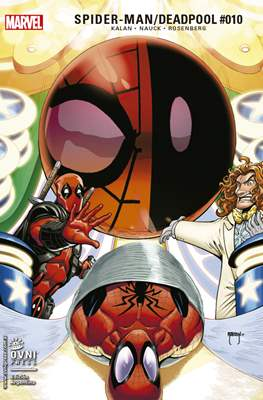Spider-Man / Deadpool (Rústica) #10