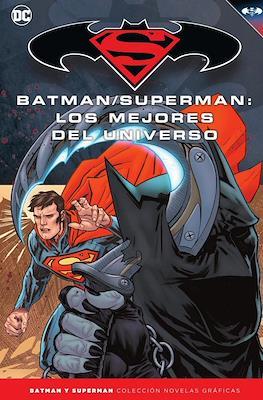 Batman y Superman. Colección Novelas Gráficas (Cartoné) #78