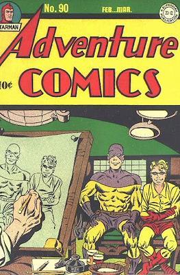 New Comics / New Adventure Comics / Adventure Comics (1935-1983; 2009-2011) (Saddle-Stitched) #90