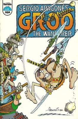 Groo, the Wanderer #4
