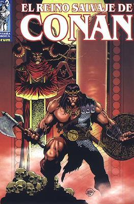 El Reino Salvaje de Conan (Grapa 48-80 pp) #2