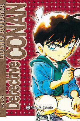 Detective Conan (Rústica con sobrecubierta 360 pp) #18