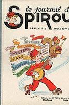 Spirou. Recueil du journal (Cartonné) #2