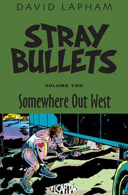 Stray Bullets (Softcover) #2