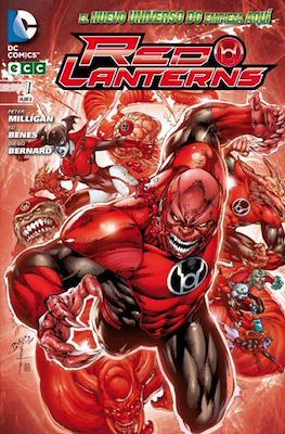 Red Lanterns. Nuevo Universo DC #1