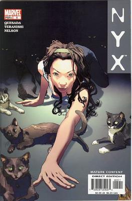 NYX Vol 1 (Grapa) #5
