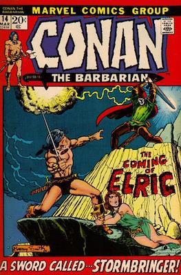 Conan The Barbarian (1970-1993) (Grapa, 32 págs.) #14