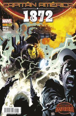 Capitán América Vol. 8 (2011-) (Grapa) #60