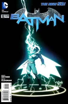Batman Vol. 2 (2011-2016) (Comic Book) #12