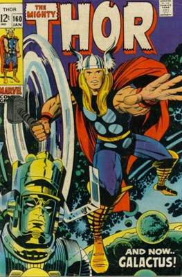 Journey into Mystery / Thor Vol 1 (Comic Book) #160