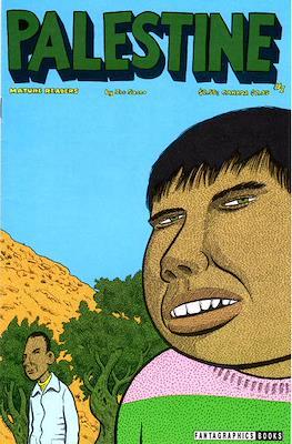 Palestine (Comic Book) #1
