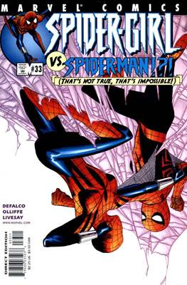 Spider-Girl vol. 1 (1998-2006) (Comic-Book) #33
