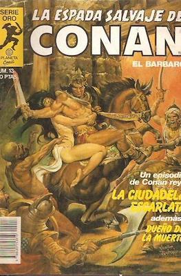 La Espada Salvaje de Conan. Vol 1 (1982-1996) (Grapa. B/N.) #13