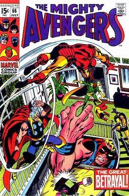 The Avengers Vol. 1 (1963-1996) (Comic Book) #66