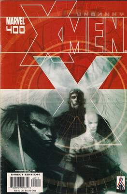 The Uncanny X-Men (1963-2011) (Comic-Book) #400