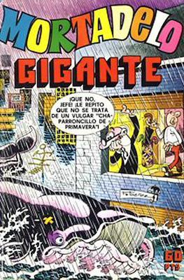 Mortadelo Gigante (Rústica) #16