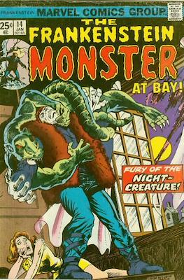 The Frankenstein monster (Grapa) #14