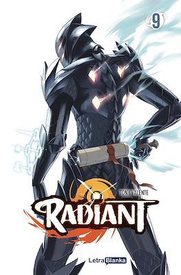 Radiant (Rústica con sobrecubierta) #9